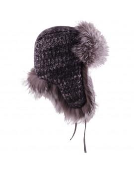 Dzianinowa czapka Krups