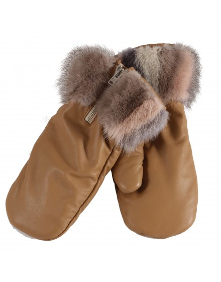 Skórzane rękawice Umbro