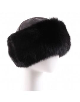 Futrzana czapka Magreta