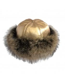 Futrzana czapka Rome Finn