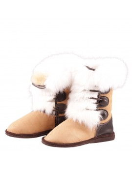 Buty skórzane Serta