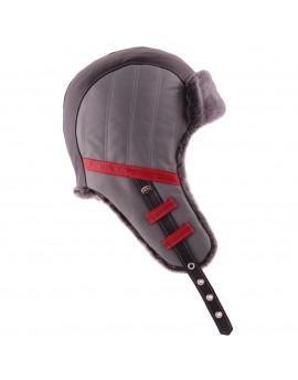 Skórzana czapka Remus