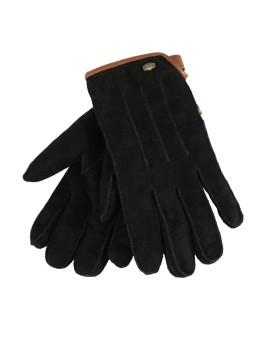 Skórzane rękawice Matt