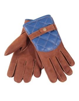 Skórzane rękawice Rash- czarny