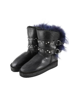 Buty skórzane Java