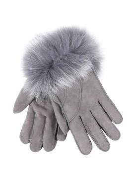 Rękawice skórzane Linda