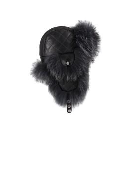 Skórzana czapka Baris