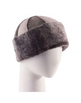 Skórzana czapka Brodi