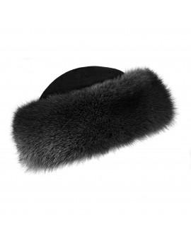 Futrzana czapka Fulda Fox