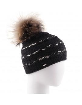 Dzianinowa czapka Miracle